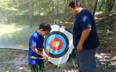 Archery comes to Manidokan