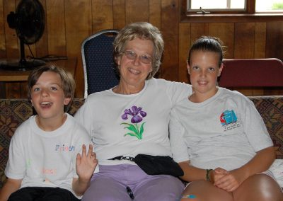 Grandparents Camp