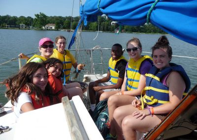 Intermediate Sailing