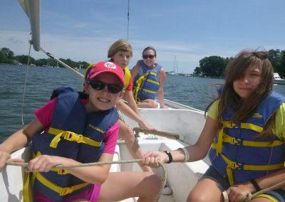 Beginning Sailing
